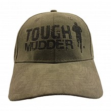Tough Mudder Olive Green Laser Etched Cap